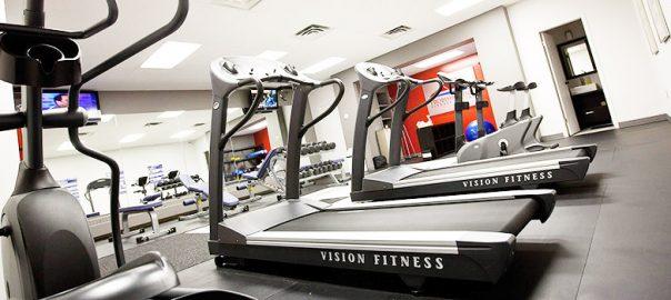 Talna obloga za fitnes