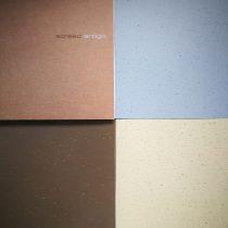 Artigo, naravna guma iz kavčuka, barvita talna obloga